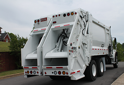 Durapack 4060 Rear Load Garbage Truck