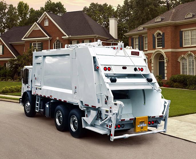 DuraPack 5000 Rearloader Garbage Truck