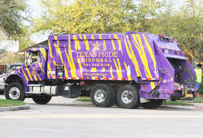Durapack 5000 Rear Load Garbage Truck