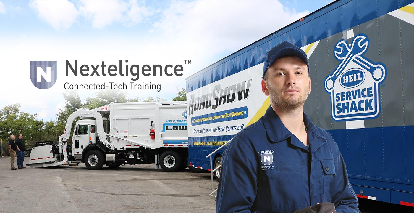 Heil Nexteligence Garbage Truck Service Training