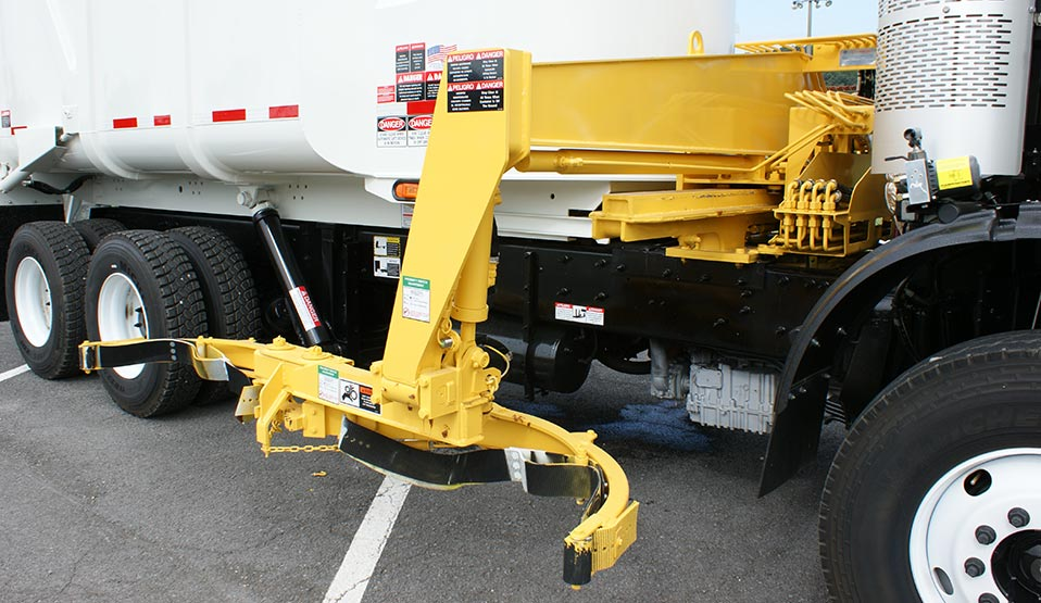 Automated Side Loader Garbage Truck Bodies