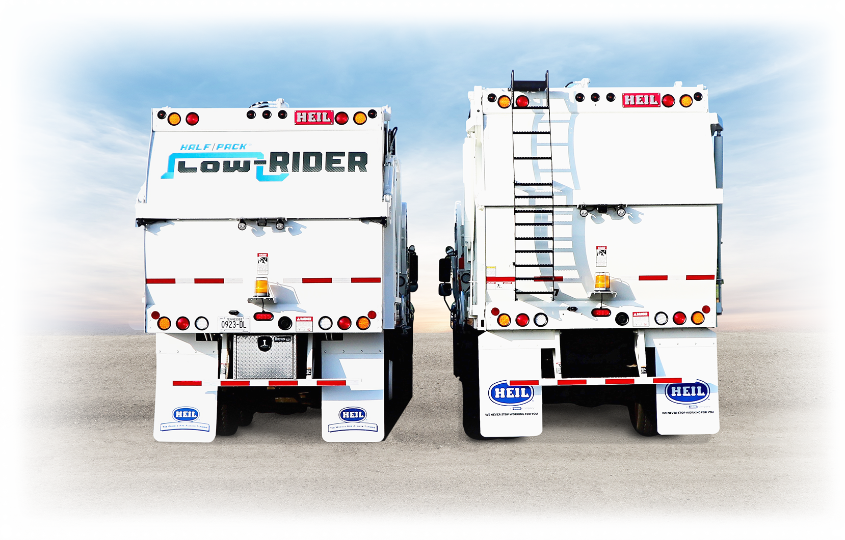 Lowrider Height Comparison