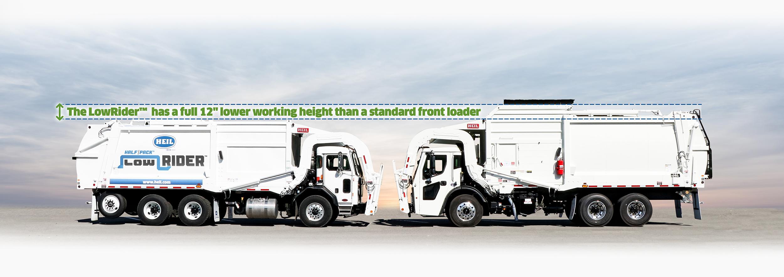 Lowrider Height Comparison
