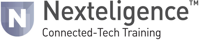 Nextelligence Connected Tech Training Logo