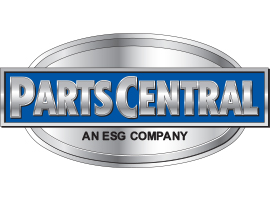 Parts Central Garbage Truck Parts Logo
