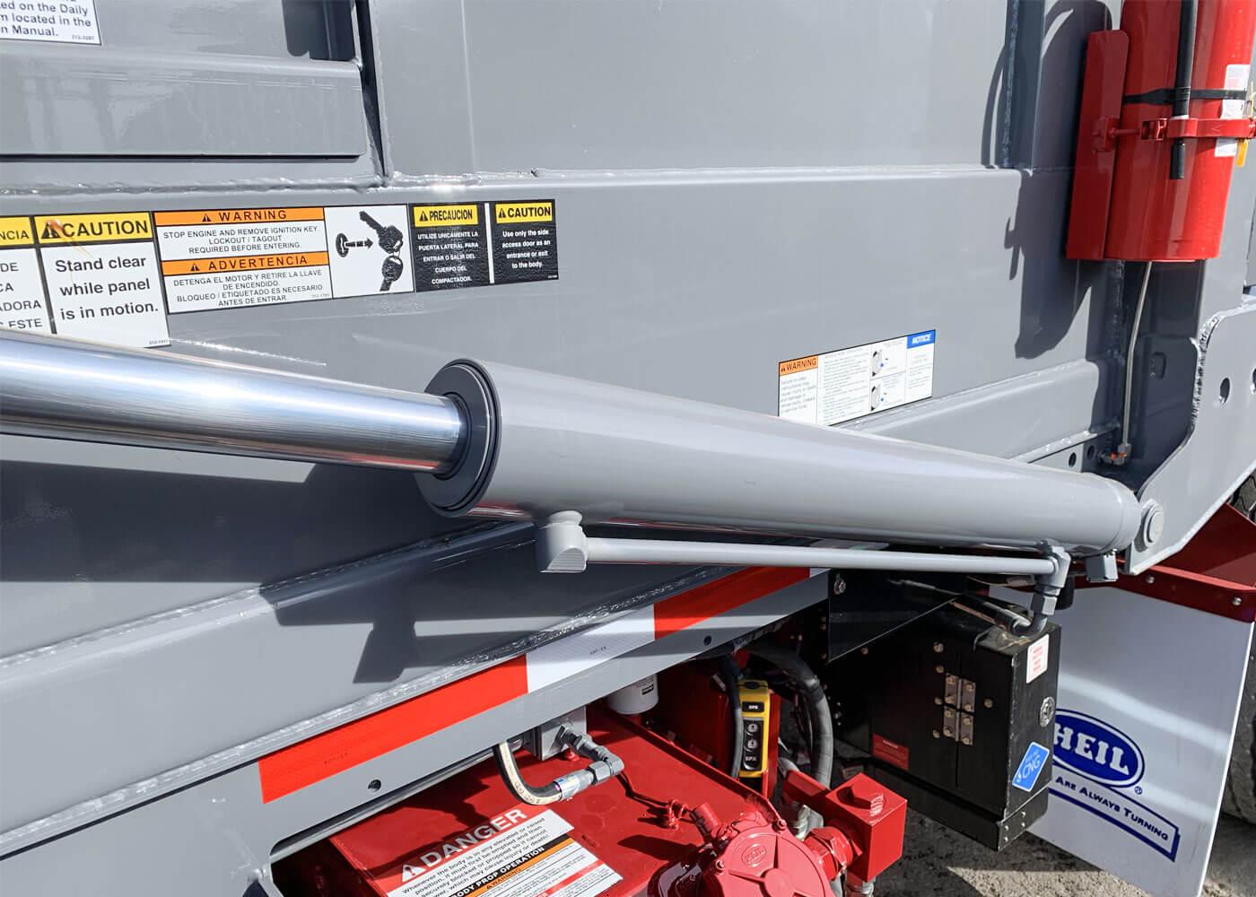 8000 Lb. Frontload Trash Truck Hydraulic Cylinders