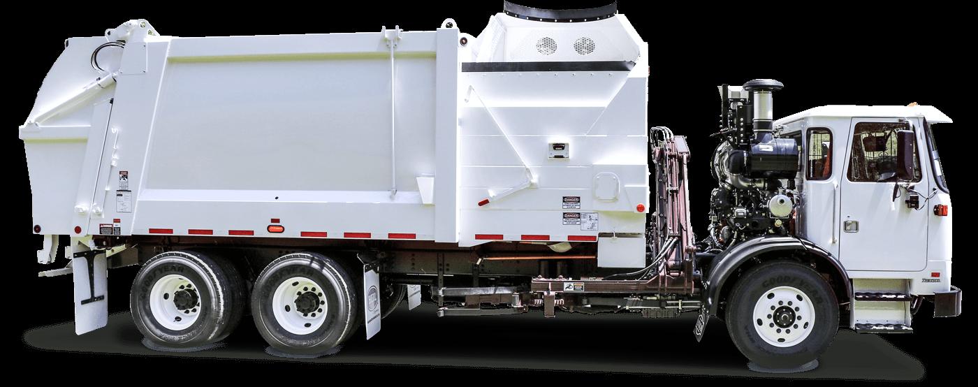DuraPack Python Sideload Trash Trucks