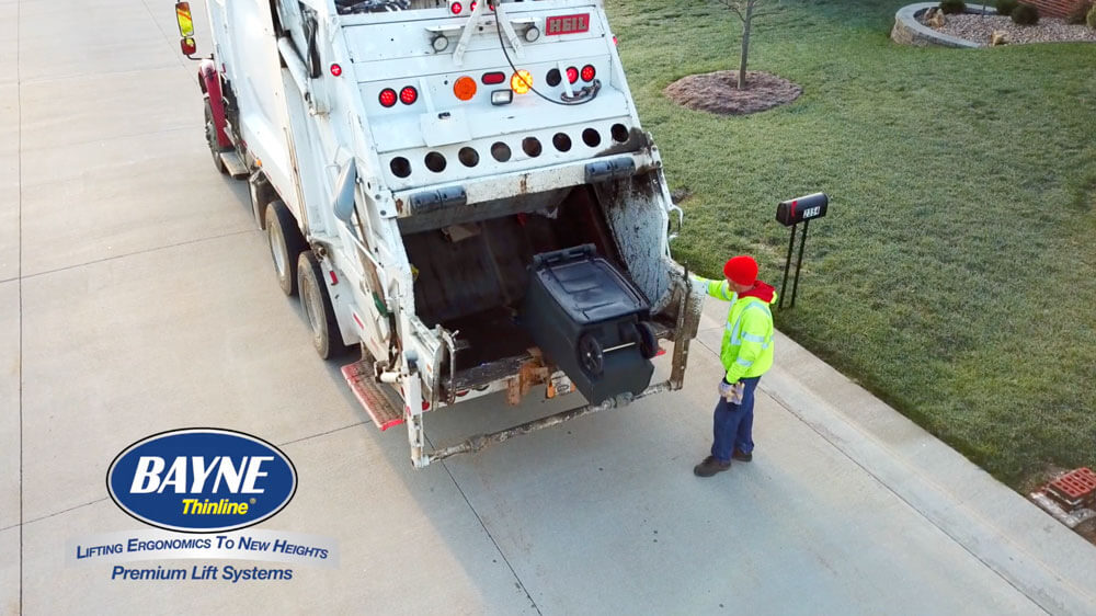 Bayne Garbage Truck Cart Tippers Lifters